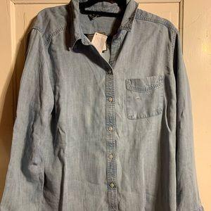 Eddie Bauer Jean shirt